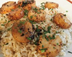 Sam's Place: Best Pan Seared Scallops