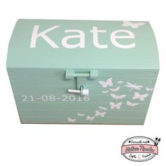Love Heart Illustration, Baby Room, Decorative Boxes, Nursery, Boxes, Toddler Girls, Wooden Crates, Baby Box, Toys