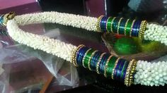 For the very fast time ever. in garland making field bangles took part! Customised design only for our lovely customers by Deli Spring Wedding Garland Whatsapp 0165939367 or inbox to our page for creative latest designs. Flower Garland Wedding, Wedding Ceremony Flowers, Wedding Mandap, Flower Garlands, Flower Bouquet Wedding, Flower Decorations, Wedding Garlands, Wedding Entrance, Backdrop Decorations