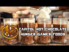 Are you getting ready for the release of Catching Fire on November 22, 2013? If you are needing a drink for your #hungergames Parties, this is such an amazing recipe for The Capitol's Famous Hot Chocolate. #food #recipe #catchingfire #tastemade