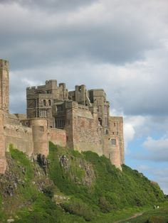 castle | ... buildings, but one of the most stunning has to be Bamburgh Castle