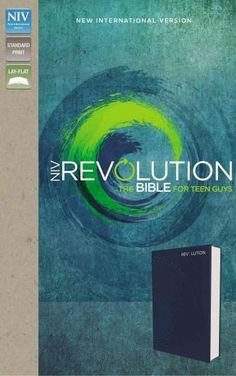 Holy Bible: New International Version,, Imitation Leather, Revolution Bible: the Bible for Teen Guys