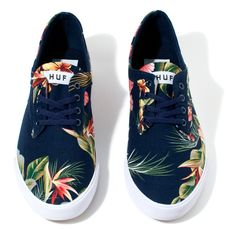 HUF Blossom Pack: Sutter & Genuine #menswear #clothing #style