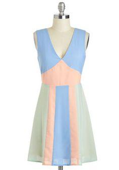 Shore as Ever Dress, #ModCloth