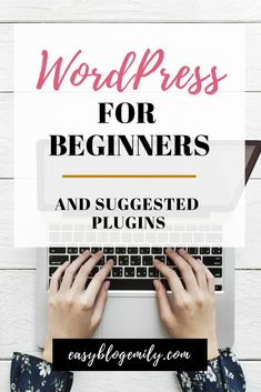 10 best WordPress plugins (that are FREE) – Finance is important Wordpress For Beginners, Learn Wordpress, Wordpress Plugins, Blogging For Beginners, Wordpress Theme, Wordpress Admin, Wordpress Support, Affiliate Marketing, Content Marketing
