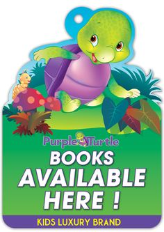 Purple Turtle Turtle Book, Purple Turtle, School Videos, Early Learning, Pre School, Luxury Branding, Homeschool, Nursery, Digital