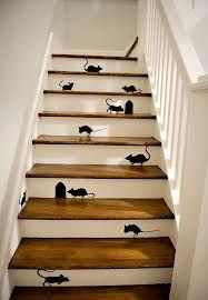 decorating staircase walls - Google Search