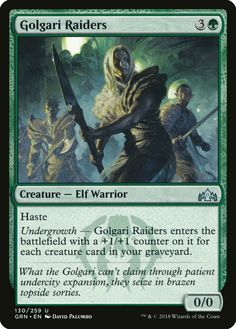 playset MTG MAGIC GUILDS OF RAVNICA GRN VO U 4X Ochran Assassin