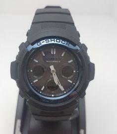 Casio G-SHOCK Men's AWGM100A-1A Solar Atomic Digital Sports Watch - DEFECT