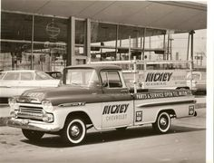 "59 Dealer Photo ""NICKEY"" Chevrolet.."