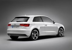 Audi A3 2013–года во всей красе