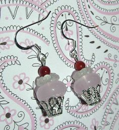 Jewelry Making Earrings - Handmade Jewelry for Girls Wire Jewelry, Beaded Jewelry, Jewelery, Jewellery Box, Jewellery Shops, Etsy Jewelry, Jewellery Display, Bead Crafts, Jewelry Crafts