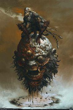 """King of the BianCtiy"" by Yang Qi"