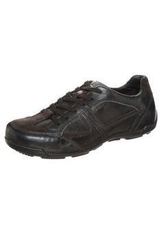 Pedir Geox CART - Zapatos con cordones - negro por 59,95 € (18/11/14) en Zalando.es, con gastos de envío gratuitos.