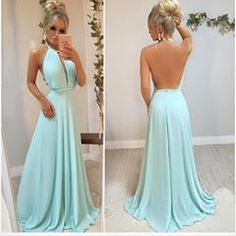 Backless Pageant Dress Long Formal Dress on Luulla Gala Dresses, Ball Gown Dresses, Pageant Dresses, Dresses Uk, Evening Dresses, Formal Dresses, Formal Prom, Quince Dresses, Quinceanera Dresses
