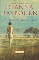 A Spear of Summer Grass - by Deanna Raybourn. Exiled to Kenya after her latest scandalous exploit, Delilah Drummond, now the mistress of her stepfather's crumbling estate, falls into the decadent pleasures of society until she meets Ryder White who becomes her guide to the beauty of this complex world. Set in 1920s British Kenya.