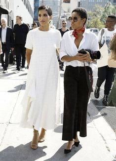 Princess Deena Was the Best-Dressed Royal at New York Fashion Week Princess Deena Aljuhani Abdulaziz, New Yorker Mode, Glamour, Princess Style, Fashion Outfits, Womens Fashion, Casual Outfits, Fashion Trends, New York Fashion