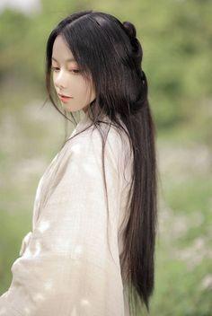 China Girl, Japan Girl, Princess Style, Woman Drawing, Traditional Dresses, Traditional Chinese, Chinese Culture, Hanfu, China Fashion