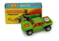 Baja Buggy - Matchbox 1971 - Series Nr. 37