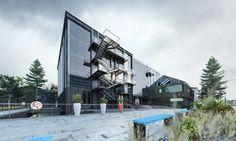 Reconstruction Project by Nikolay Antonchik