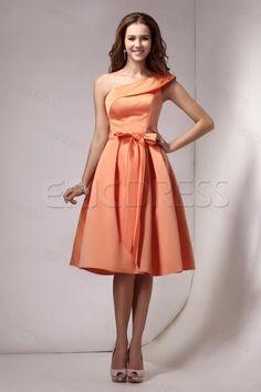 Elegant Pleats Short/Mini Length Strapless Sandra's Bridesmaids Dress Bridesmaid Dresses 2014- ericdress.com 9675367
