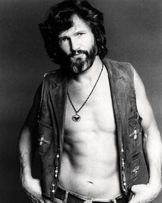 Kris Kristofferson as John Norman Howard in A Star Is Born, 1976