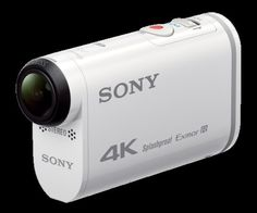 Sony's alterative to the Go Pro, this hi-def video camera features professional 4K (3840 x 2160) video recording with up to 240p HD / 120p Full HD, built-in stereo mic for quality sound with wind noise reduction, loop recording, live streaming and control via phone. The Action Cam is a must have for adventure travelers who enjoy professional technology - 30 Top Travel Accessories of 2015