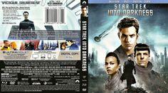 Star Trek Into Darkness Blu Ray + DVD Chris Pine Zachary Quinto #PARAMOUNT