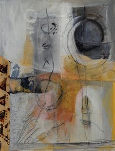 A Mixed Media Journal:  Clare Murray Adams: When In Doubt...