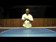 How to do a short fast serve