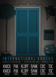 Soundimals :: Door Knocking Sounds | Tapastic Comics - image 1