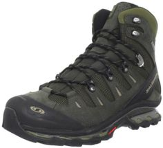 Salomon Men's Quest 4D GTX Hiking Boot,Olive/Dark Olive/Black,10.5 M US - http://authenticboots.com/salomon-mens-quest-4d-gtx-hiking-bootolivedark-oliveblack10-5-m-us/