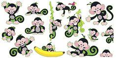 Monkey Mischief Bulletin Board Set (T-8201) #classroom #decor #AILtyler
