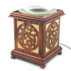 Nightlight for aromatherapy