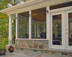 Spaces Screened In Porches Design, Pictures, Remodel, Decor and Ideas - page 8