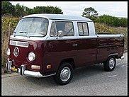 New Additions :: Mecum Auctions 1971 Volkswagon Pick up Volkswagen Transporter, Volkswagen Bus, Vw T1, Vw Pickup, Vintage Pickup Trucks, Old Trucks, Vintage Cars, Vintage Items, Moto Vespa
