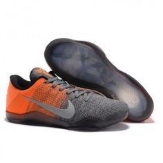 fba8cbef4ee3 The cheap Authentic Nike Kobe XI Easter Dark Grey Volt-Bright Mango-Court  Purple Shoes factory store are awesome pair of shoes but it seems the super  high ...