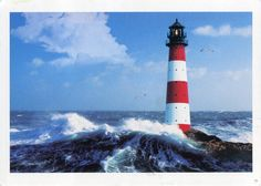 """This was the first Portuguese lighthouse built """"from scratch,"""" although several earlier lights were installed in existing buildings. Description from…"""