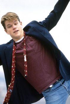 Matt Damon- School Ties
