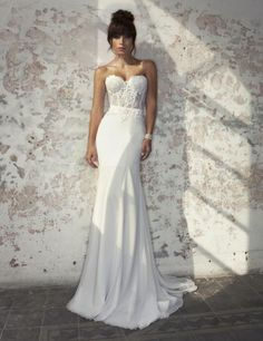 Cheap gown cocktail dress, Buy Quality dress up polo shirt directly from China dresses to wear to a wedding for kids Suppliers: 2015 New Sweetheart Beach Wedding Dress Off the Shoulder A-Line Embroidery Chiffon Bridal Wedding Gown USD 7