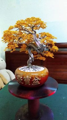 Awesome Bonsai Tree Ideas For Your Garden. Below are the Bonsai Tree Ideas For Your Garden. This article about Bonsai Tree Ideas For Your Garden was posted under the Outdoor category by our team at August 2019 at pm. Hope you enjoy it and don& . Bonsai Wire, Bonsai Plants, Bonsai Garden, Indoor Bonsai Tree, Indoor Trees, Bonsai For Beginners, Bonsai Artificial, Bonsai Making, Bonsai Tree Care