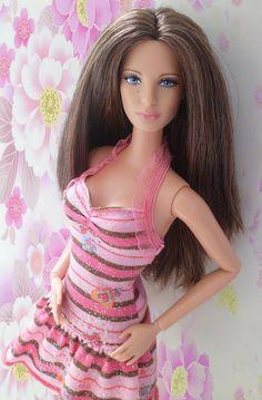 Carol Ferris Barbie-Pinky,Cute and Girly