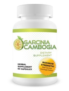 Easy Garcinia Cambogia 100% Pure Weight Loss Supplement (1 Month Supply)