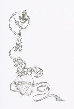 Alice in wonderland tattoo idea doodles wonderland tattoo, alice, w Zodiac Tattoos, Tattoos Skull, Arm Tattoos, Body Art Tattoos, Sleeve Tattoos, Tattos, Tiger Tattoo, Mädchen Tattoo, Tatoo Art