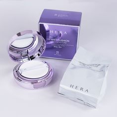 Hera Ultra Moisture UV Mist Cushion 21 Vanilla Deep Face Hydration Make-Up Korean Makeup, Korean Beauty, Too Faced Foundation, Face Foundation, Smooth Face, Makeup Tools, Cool Watches, Mists, Moisturizer