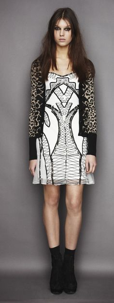 Alice by Temperley A/W '11 Look Book