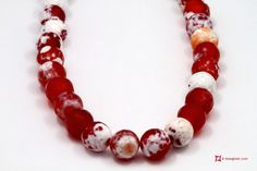 Extra Fire Agate Necklace red 6mm faceted in Silver Collana Agata di fuoco rosso faccettato 6mm in Argento #jewelery #luxury #trend #fashion #style #italianstyle #lifestyle #gold #silver #store #collection #shop #shopping #instagood #instacool #instafashion  #showroom #mode #chic #love #loveit #lovely #style #all_shots #beautiful #pretty #madeinitaly #bestoftheday #instaphoto #instagood #necklace #necklaceforsale