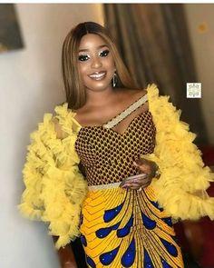 Kente and kitenge fashion outfits from Diyanu - Ankara Dresses, Shirts & African Fashion Designers, African Fashion Ankara, Latest African Fashion Dresses, African Print Fashion, African Wear, African Attire, African Style, African Design, Nigerian Fashion