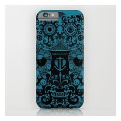 The Old Owl No.2 iPhone 6s Case ($35) ❤ liked on Polyvore featuring accessories, tech accessories and iphone & ipod cases