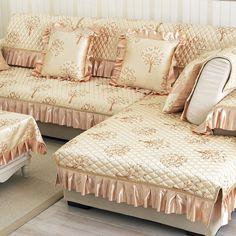 Four seasons sofa towel slip-resistant customize sofa towel Sala Set, Patio Furniture Covers, Comfy Sofa, Set Cover, Linen Sofa, Couch Covers, Home Textile, Cover Design, Blanket